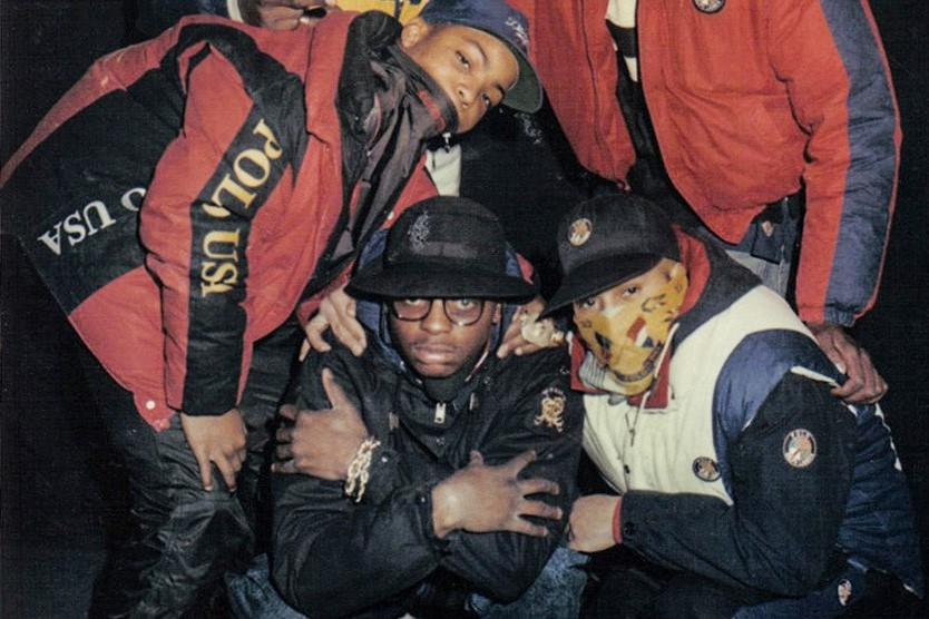 ed730cb0 The crew that raided NYC stores for Polo Ralph Lauren | Dazed