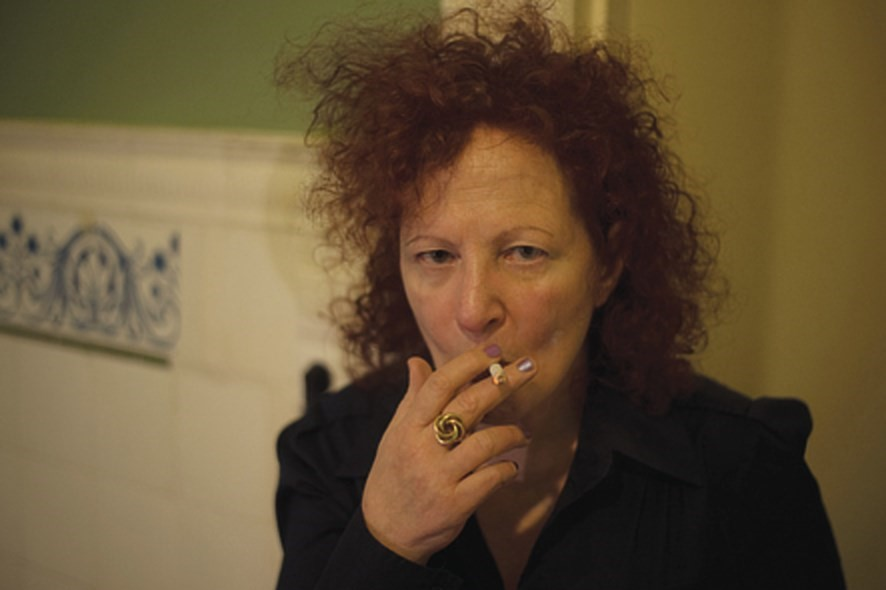 Life lessons we can take from Nan Goldin's seminal photography