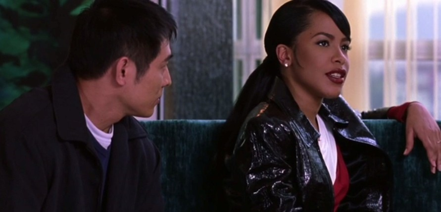 Aaliyah Forcefully Checked Romeo Must Die 1