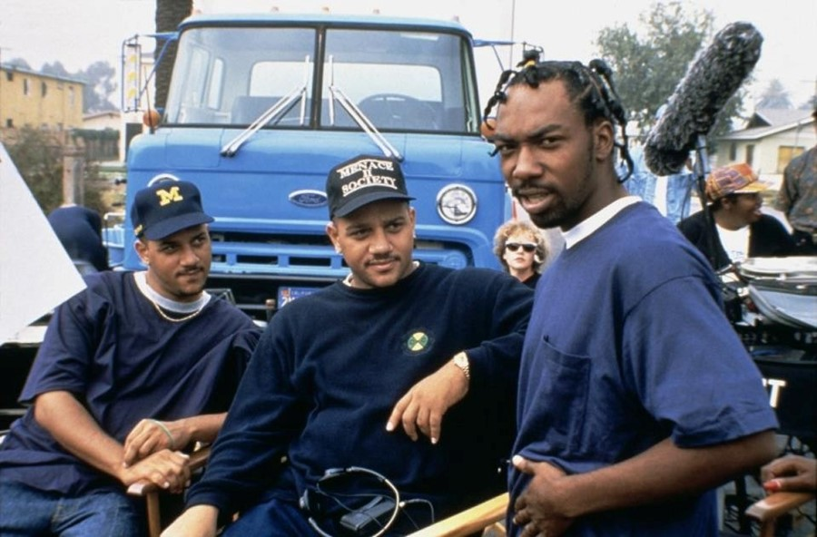 The Making Of Menace Ii Society Dazed