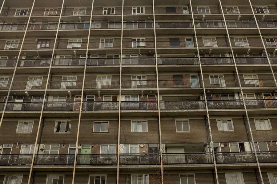 Top Ten Most Loved And D London Tower Blocks