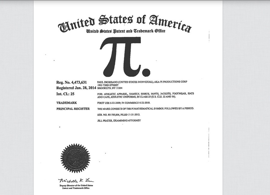 Brooklyn artist trademarks pi, threatens to sue people | Dazed