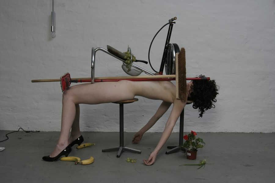Anti Selfies And Bondage Furniture Dazed