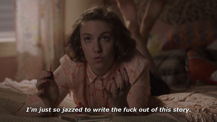 Hannah Horvath from Girls