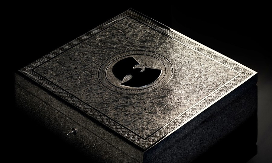 Wu Tang Clan Once Upon A Time In Shaolin