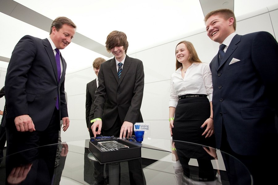 David Cameron young people unpaid work for benefits