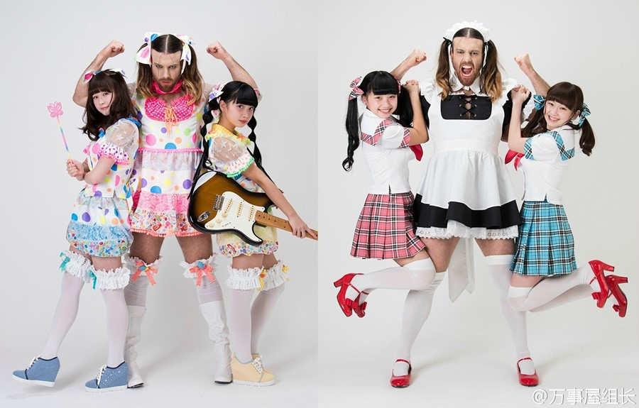 Ladybaby are your new favourite J-pop metal band