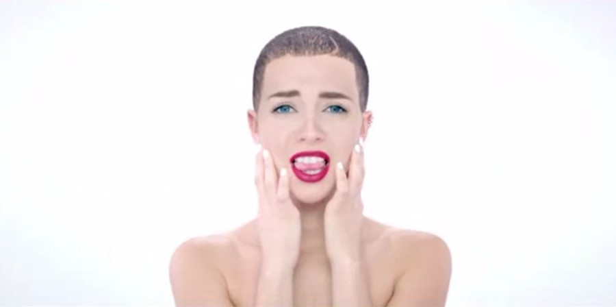 Drake dresses up as Miley and Barack Obama in his new video