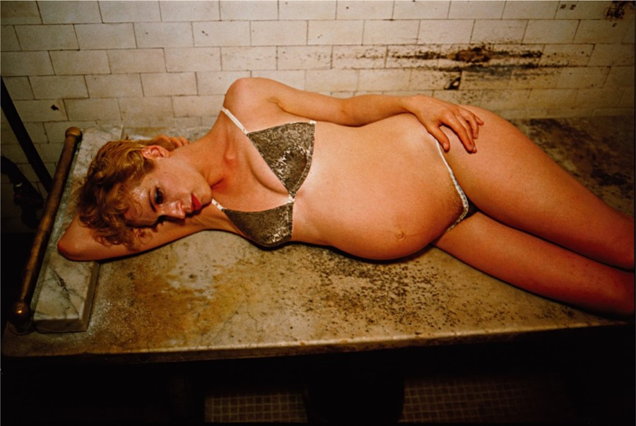 Nan Goldin Ballad of Sexual Dependency