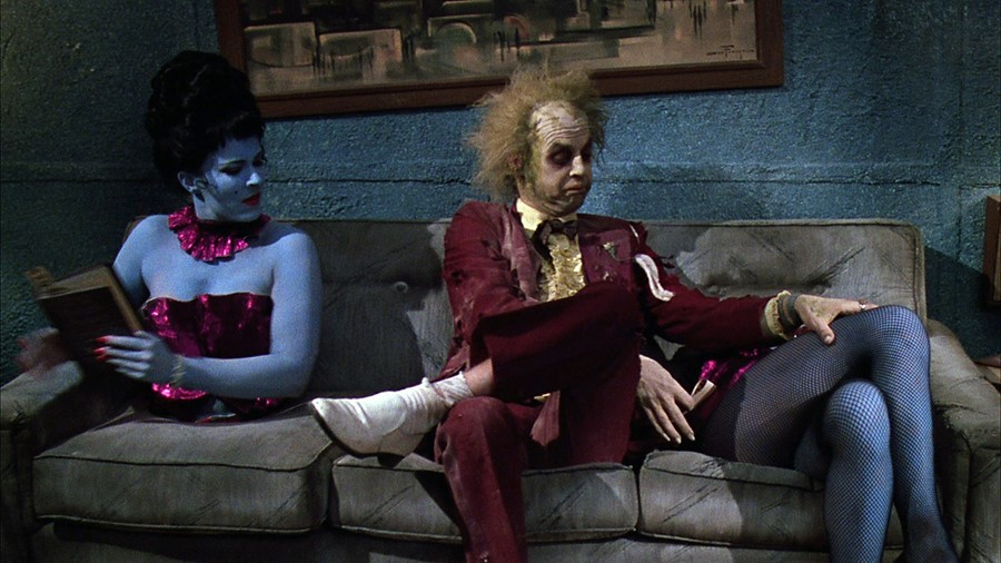 "Still from ""Beetlejuice"""