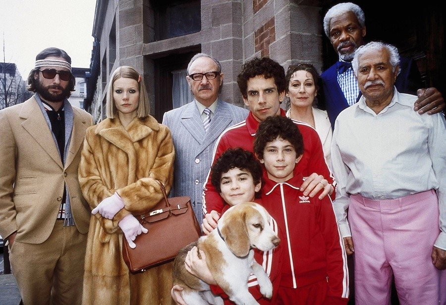 Royal Tenenbaums Wes Anderson fashion