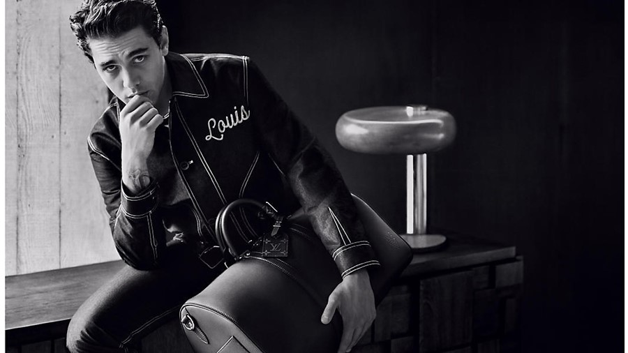 Xavier Dolan for Louis Vuitton AW15