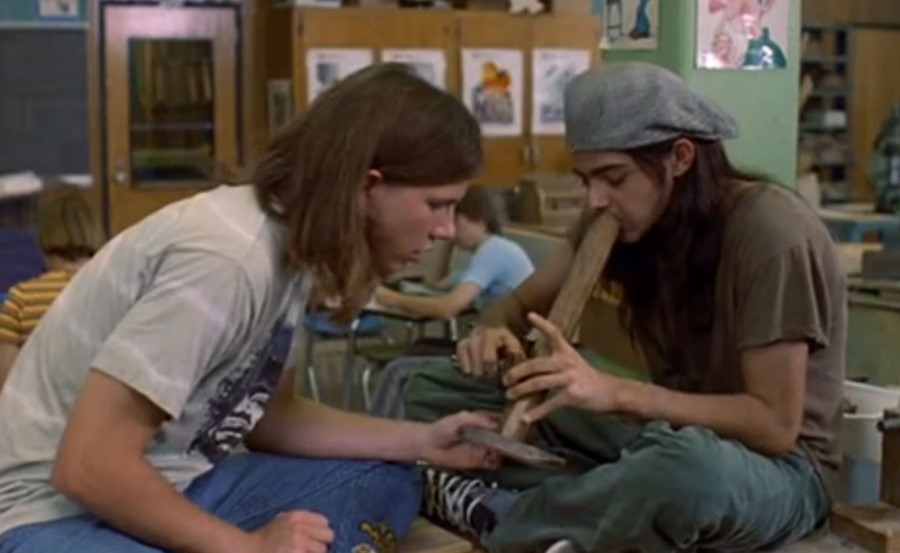 """Still from """"Dazed and Confused"""""""