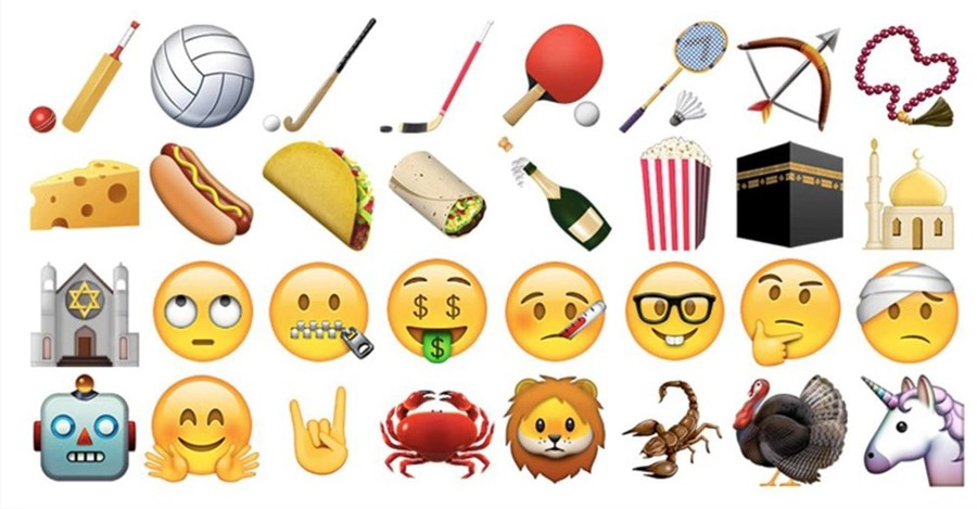 The new iPhone emojis have FINALLY arrived | Dazed