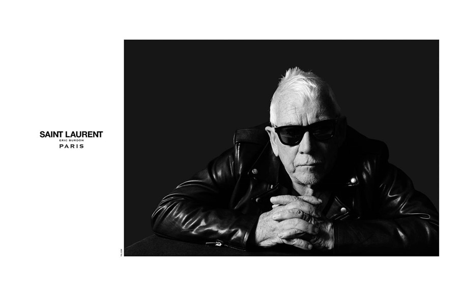 Eric Burdon Saint Laurent