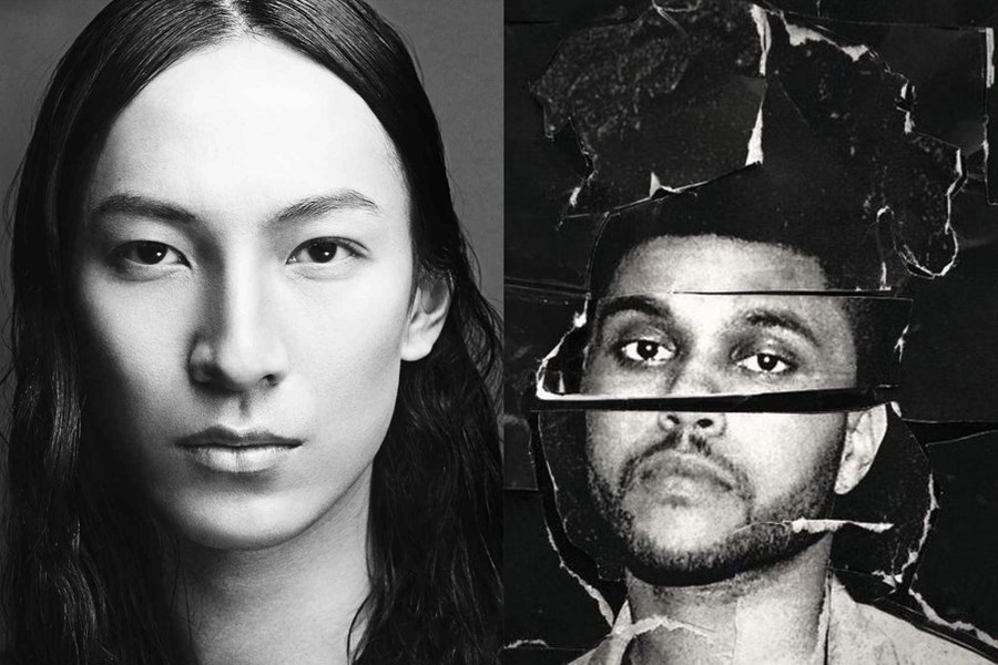 Alexander Wang/The Weeknd