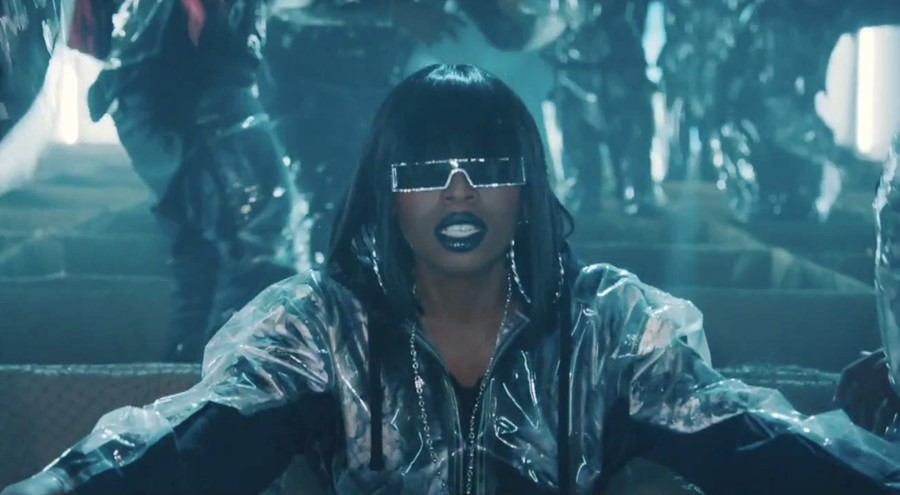 Missy Elliott WTF Where They From Pharrell Williams