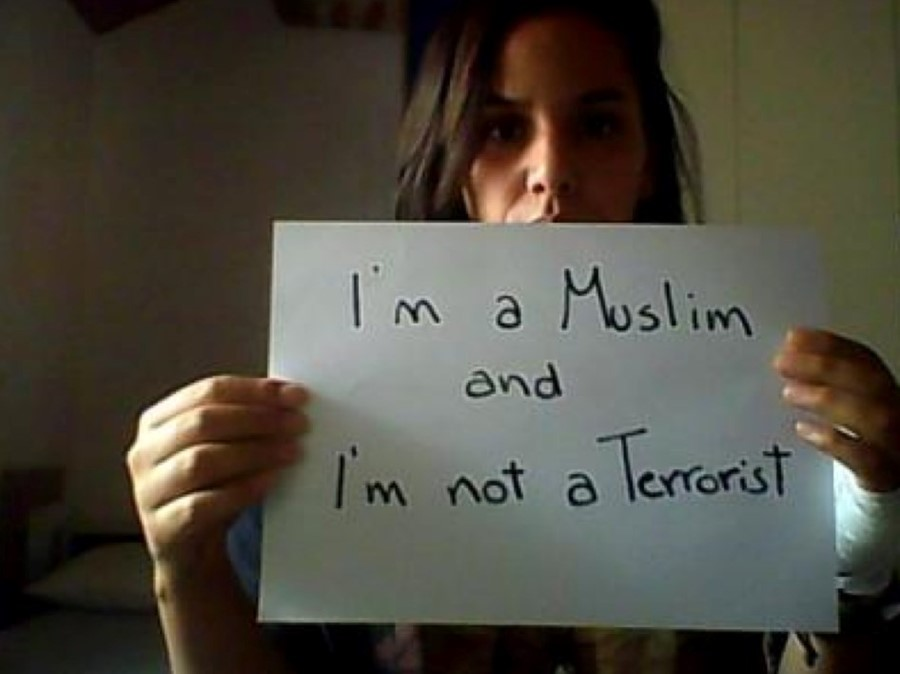 not all muslims