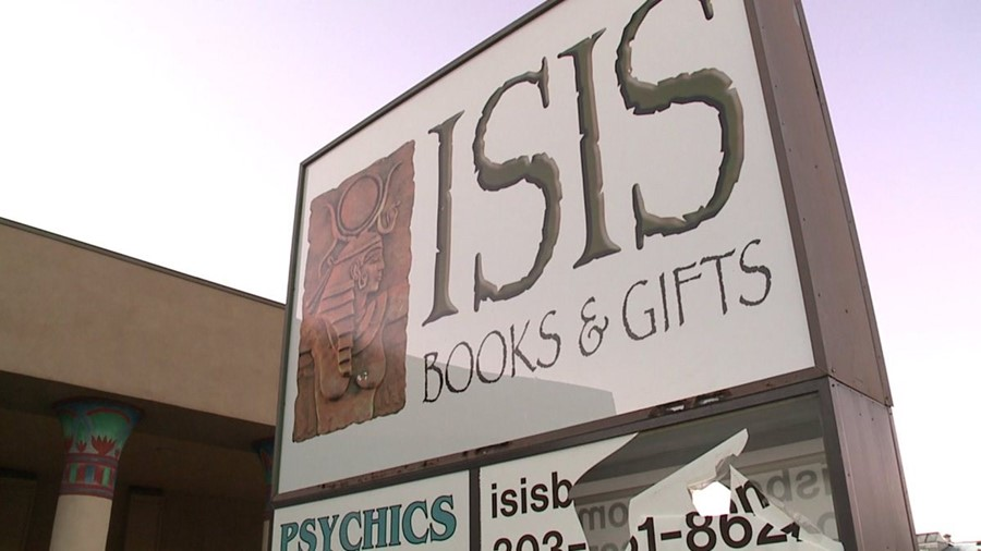 isis bookshop in denver