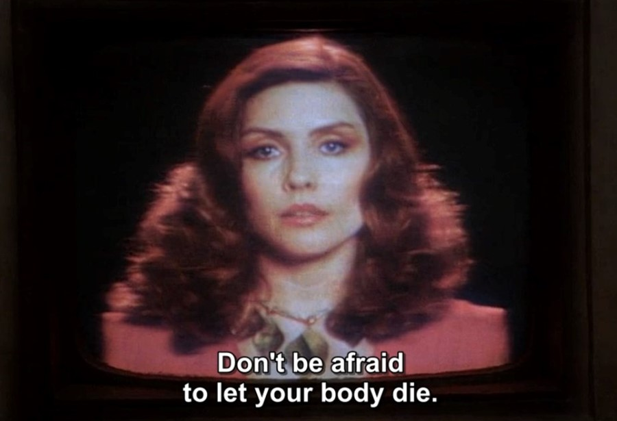 Debbie Harry in 'Videodrome'