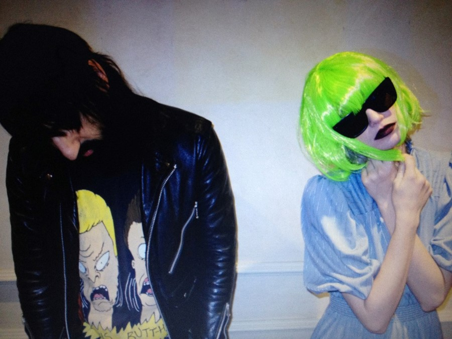 Crystal Castles Edith Frances