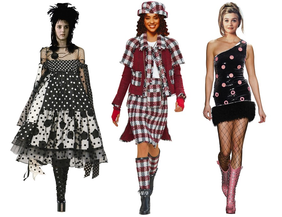 AW16 fashion week by Fantasy Dress Up
