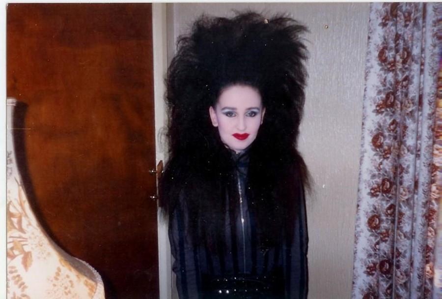 life as a goth in 1980s yorkshire dazed