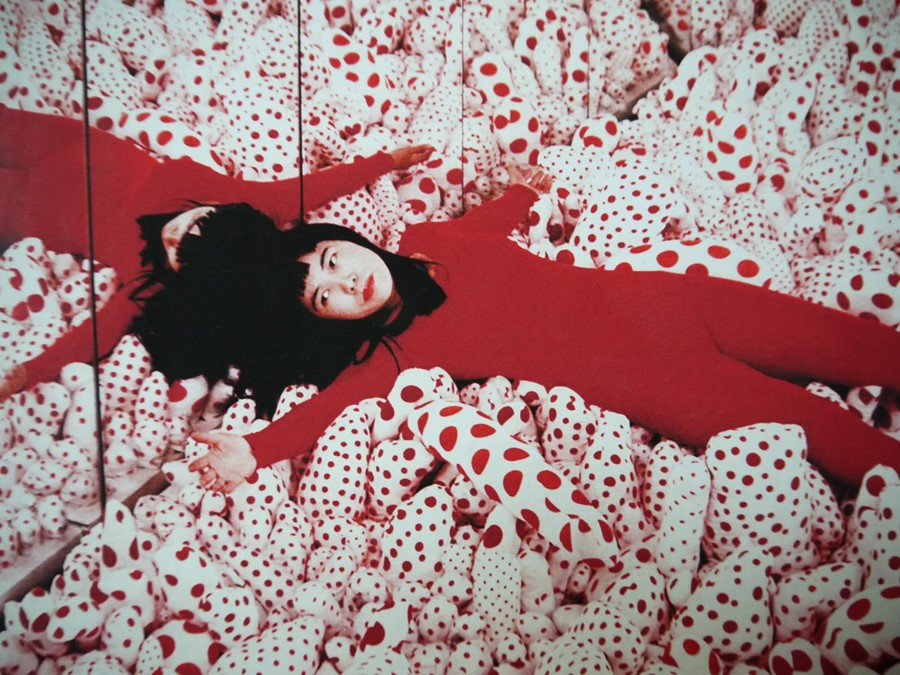 Five Quotes On Mental Health From Yayoi Kusama Dazed