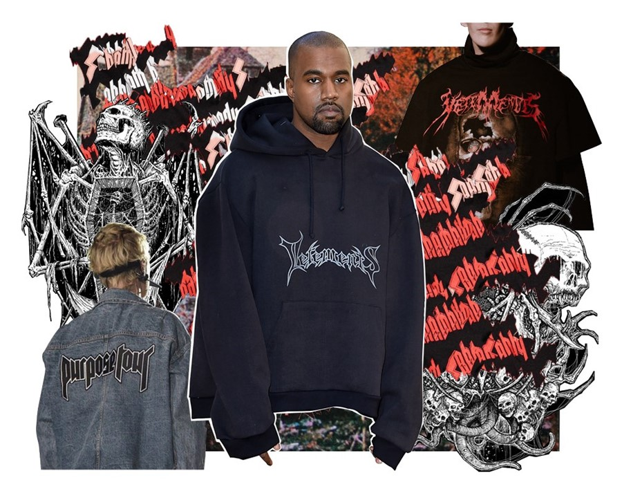 7be589763 Tracing fashion's obsession with heavy metal | Dazed