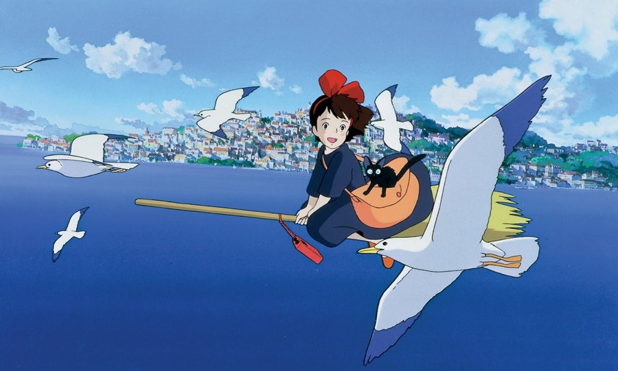Kiki S Delivery Service Is The Perfect Gateway Into Anime Dazed