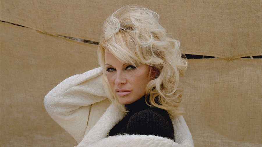 Pamela Anderson: 'we're all climate refugees'