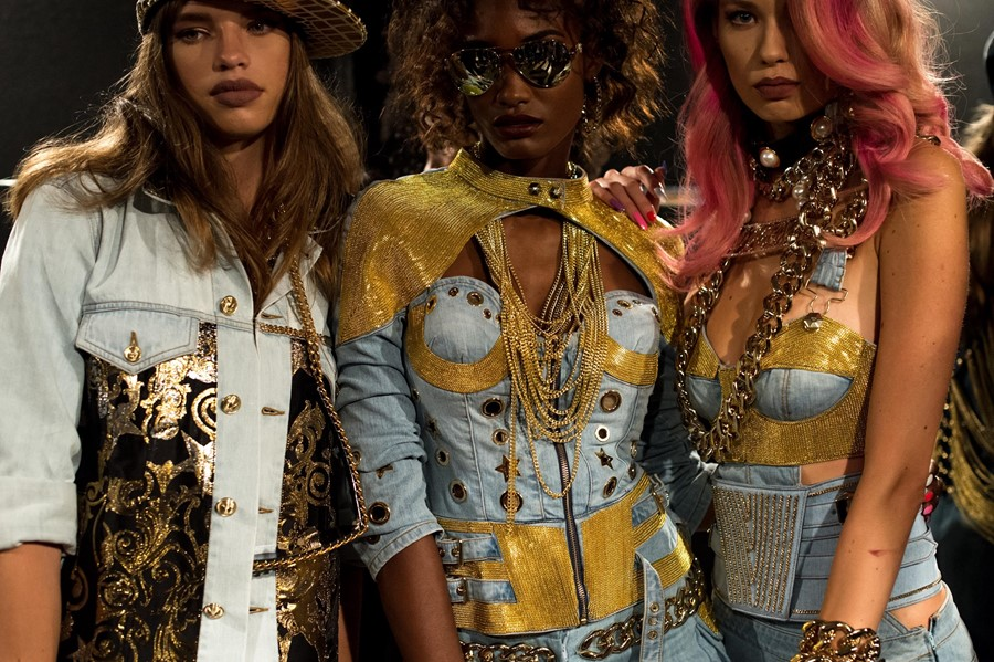 Philip Plein SS17 MFW Womenswear Dazed