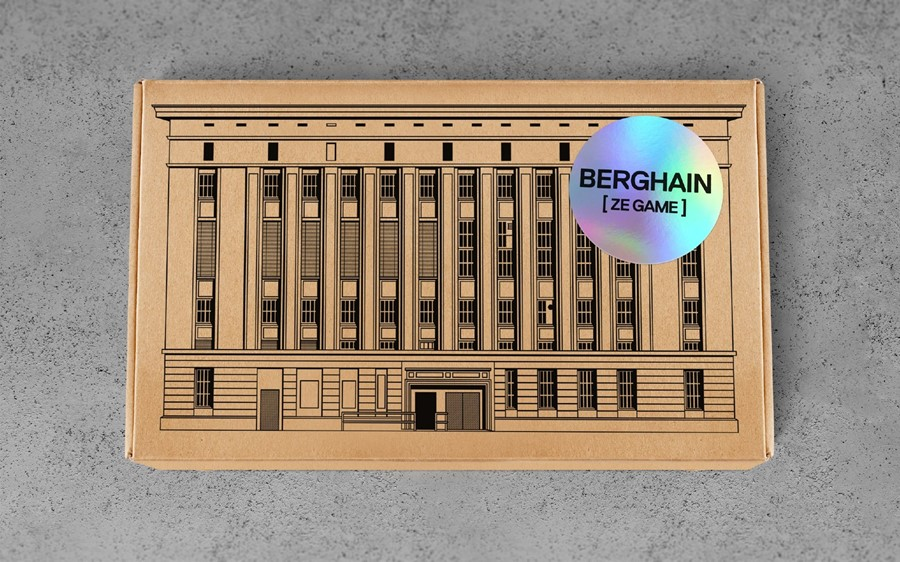 Berghain ze Game