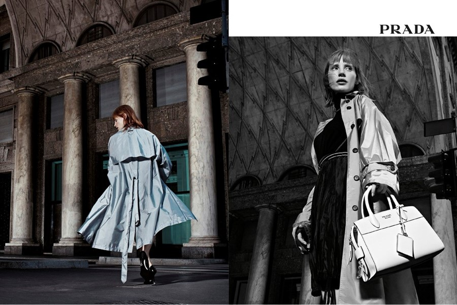 Prada drops new visuals shot by Willy Vanderperre