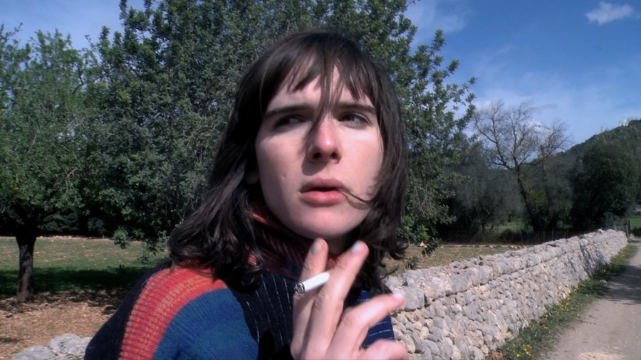 Hari Nef for Eckhaus Latta x Camper
