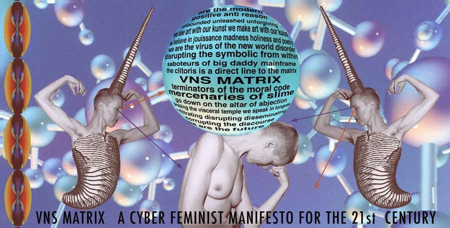 cyberfeminist manifesto for the 21st century