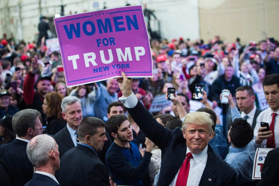 How will Donald Trump's misogyny affect US women's rights?