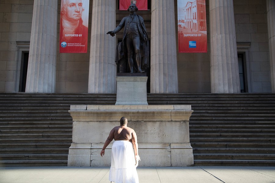 Nona Faustine's My Country