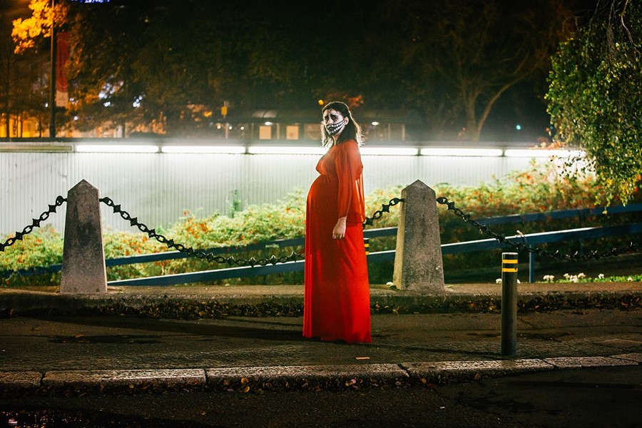 'Prevenge' Still Alice Lowe Dazed