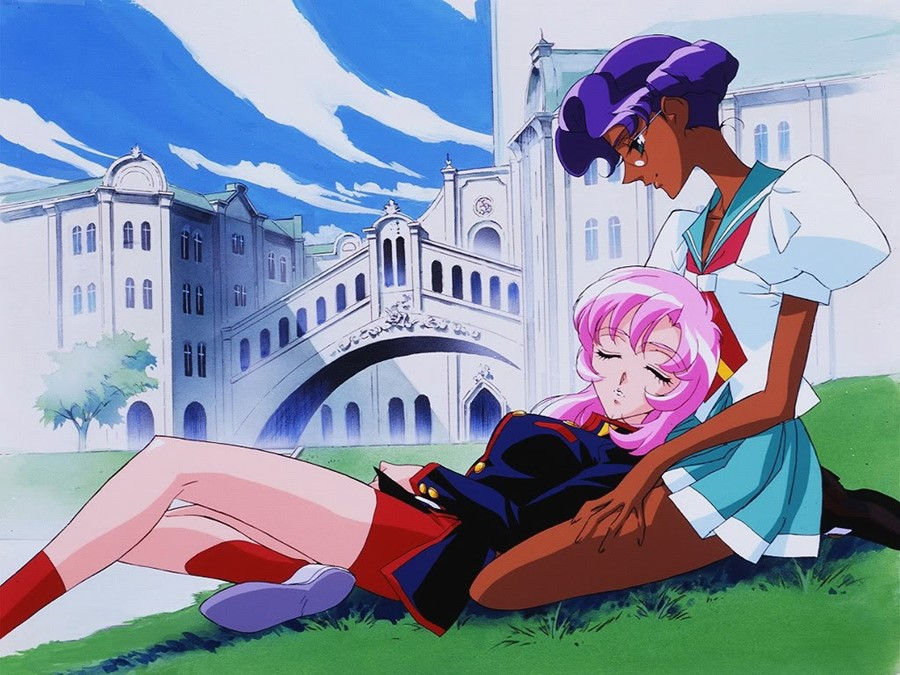 Revolutionary Girl Utena: The Movie (1999)