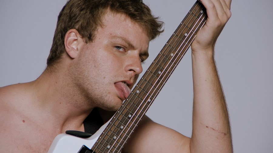 Mac DeMarco in Charli XCX's Boys video