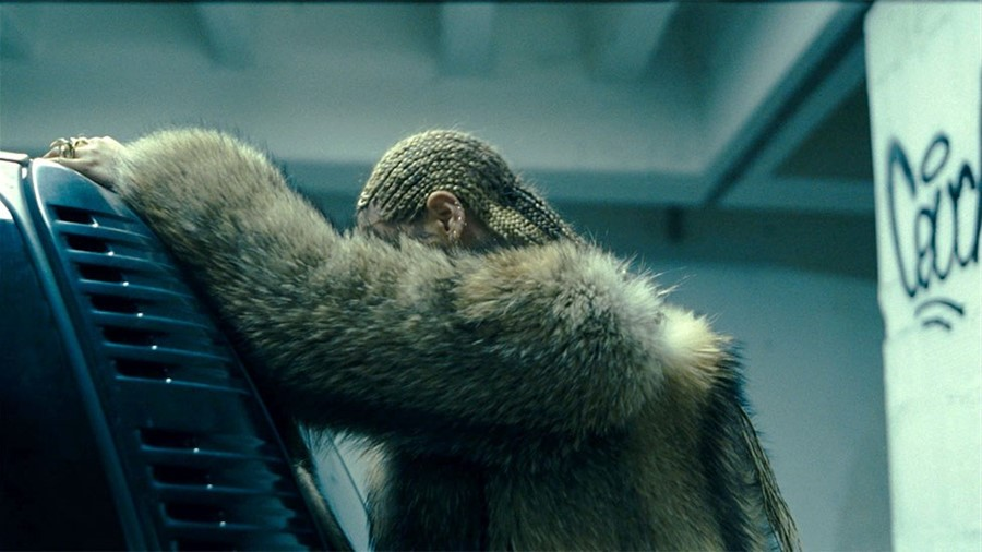 A still from Beyoncé's Lemonade