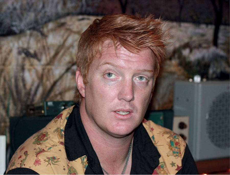Josh Homme by Tim Noakes