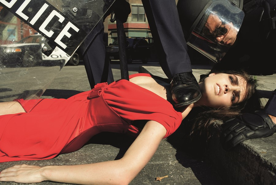 Fashion & Politics Photo Vogue