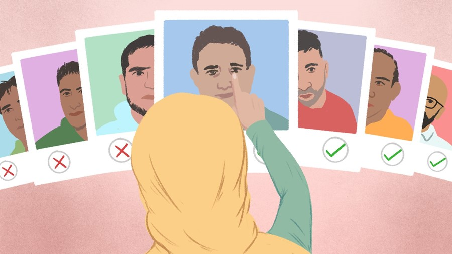 What it's like dating as a young Muslim in the Tinder age