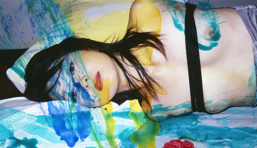See Nobuyoshi Araki's lesser-known experimental film work