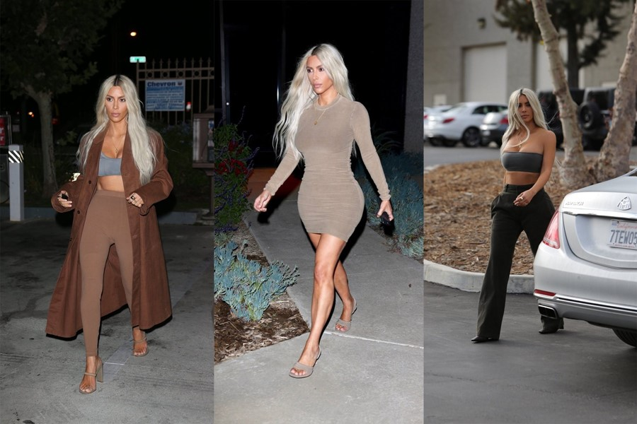 8df10bb1e Kanye s fake Yeezy paparazzi pictures are fashion genius