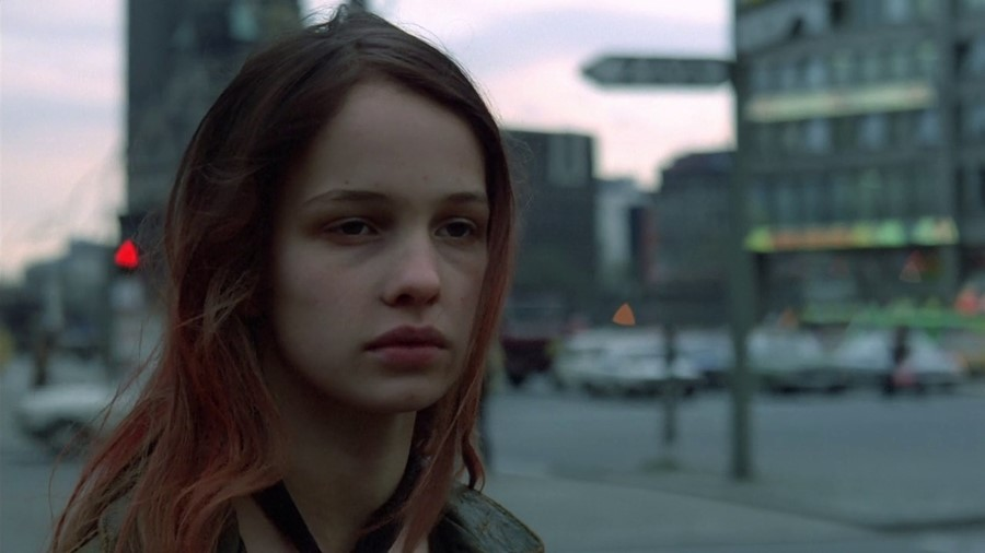 Christiane F movie Raf Simons teen drugs