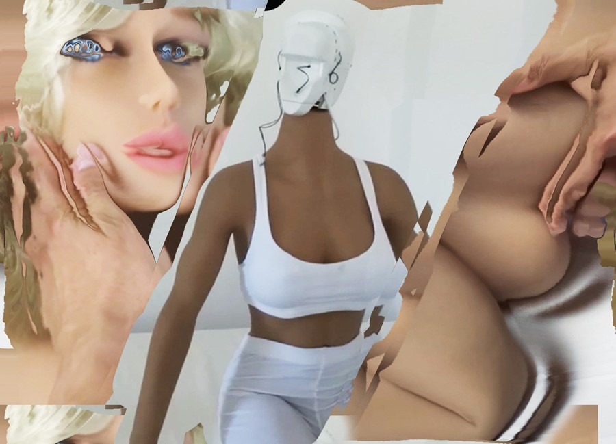 SEX ROBOTS artwork MW