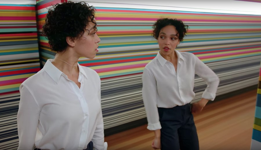 FKA twigs in Spike Jonze Apple ad